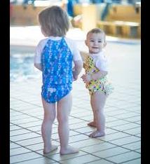 AppleCheeks AppleCheeks Swim Shirt