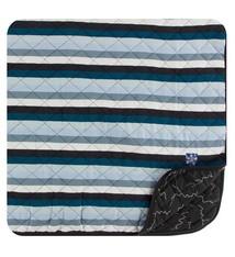 Kickee Pants Kickee Pants Geology & Meteorology Quilted Toddler Blanket