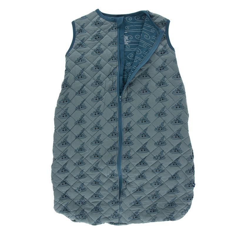 Kickee Pants Kickee Pants Geology & Meteorology Quilted Sleep Bag