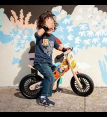 Kinderfeets Kinderfeets RETRO Balance Bike