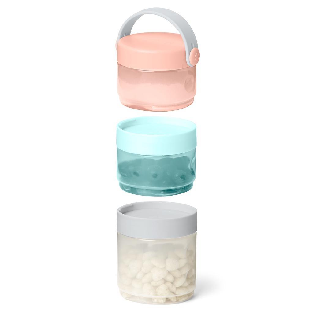 Skip Hop Skip Hop Grab & Go Formula to Food Container Set