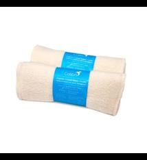 Colibri Colibri Organic Cotton Sherpa Washcloths