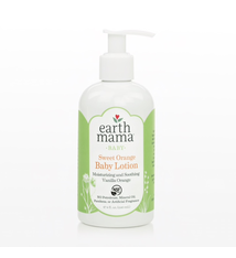 Earth Mama Earth Mama Organics Sweet Orange Lotion 8 oz.