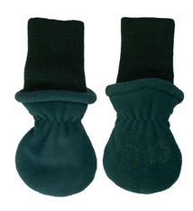 Calikids Calikids Fleece Mitten w/ long cuff