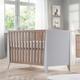 Natart Juvenile Nest Flexx Classic Crib