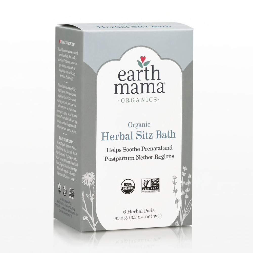 Earth Mama Earth Mama Organic Herbal Sitz Bath