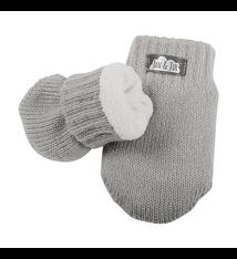 Jan & Jul Jan & Jul Knit Fleece Lined Mittens