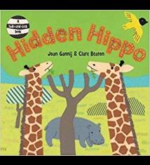 Fire the Imagination Hidden Hippo