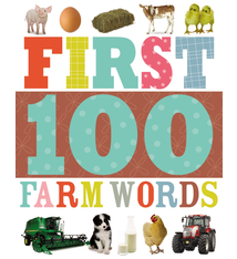Fire the Imagination First 100 Farm Words
