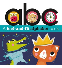 Fire the Imagination abc - A Feel-and-Fit Alphabet Book