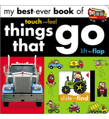 Fire the Imagination My Best-Ever Book of Touch and Feel Things That Go