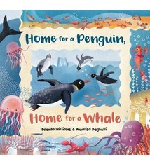Fire the Imagination Home for a Penguin, Home for a Whale