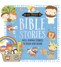 Fire the Imagination Five Minute Bible Stories