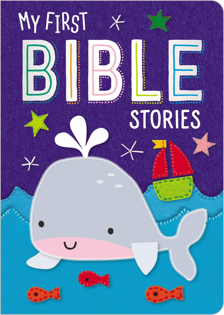Fire the Imagination My First Bible Stories