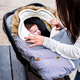 Juddlies Infant Car Seat Cover