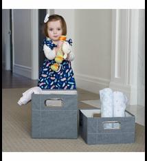 "JJ Cole JJ Cole 6.5"" Storage Box"