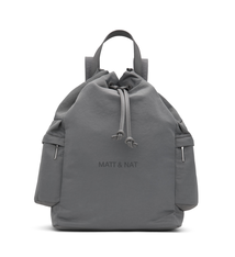 Matt & Nat Matt & Nat Isla Diaper Bag - Grey