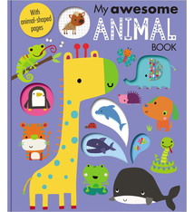 Fire the Imagination My Awesome Animal Book