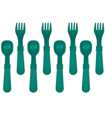RePlay RePlay Utensils - 4 Forks/4 Spoons