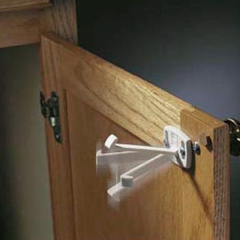 Kidco Kidco Under Counter Swivel Lock
