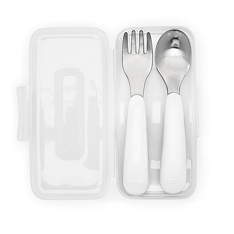 OXO Tot Oxo Tot On The Go Fork and Spoon