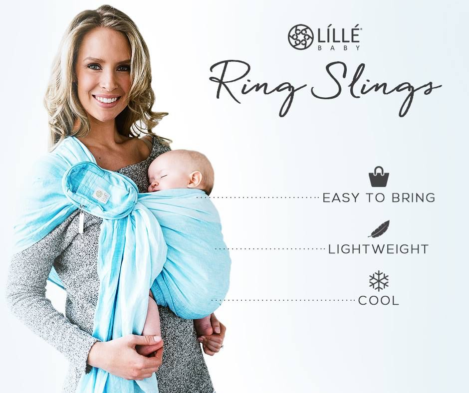 Lillebaby Lillebaby Ring Sling