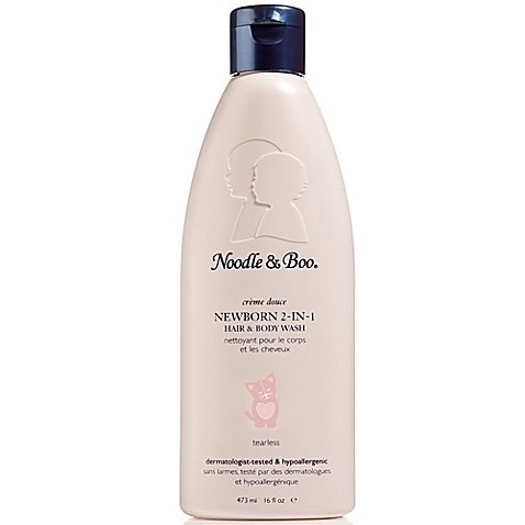 Noodle & Boo Noodle & Boo Newborn 2-in-1 Hair and Body Wash