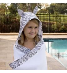 Bebe Au Lait Bebe Au Lait Toddler Hooded Towels