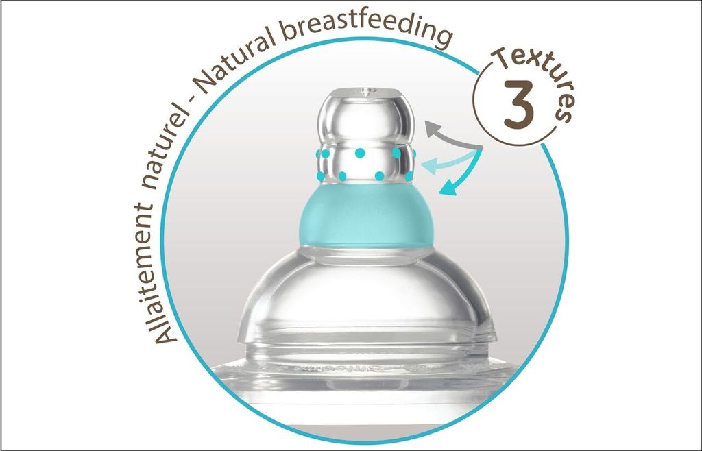 Mii Mii Feeding Bottles - Nipples