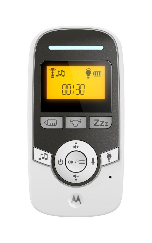 Motorola Motorola Digital Audio Monitor w/ Timer MBP161