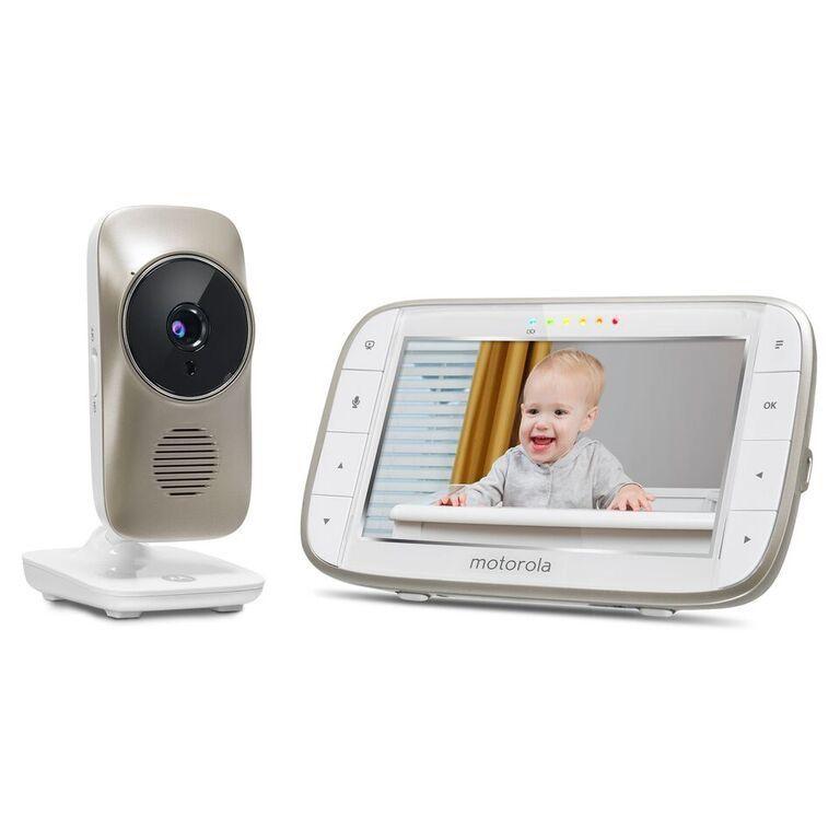 "Motorola Motorola 5"" Digital Video Monitor MBP845Connect"