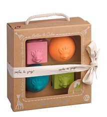 Sophie Vulli Sophie Colourful Balls/Cube Set