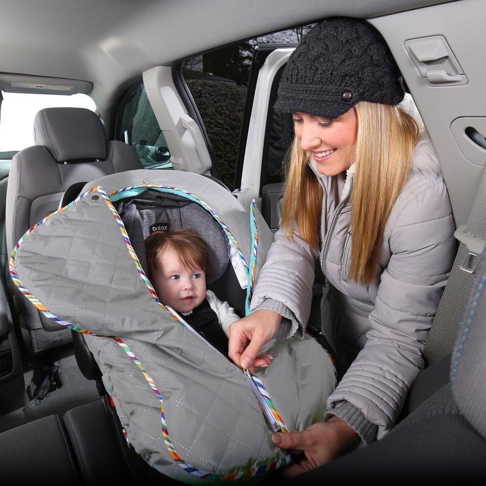 Britax Britax B-Warm Infant Car Seat Cover