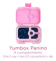 Yumbox Yum Box Panino - 4 Compartment