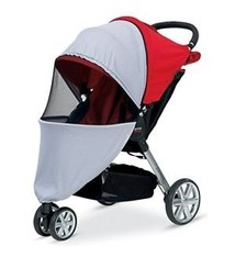 Britax Britax B-Agile/B-Free/Pathway Sun and Bug Cover