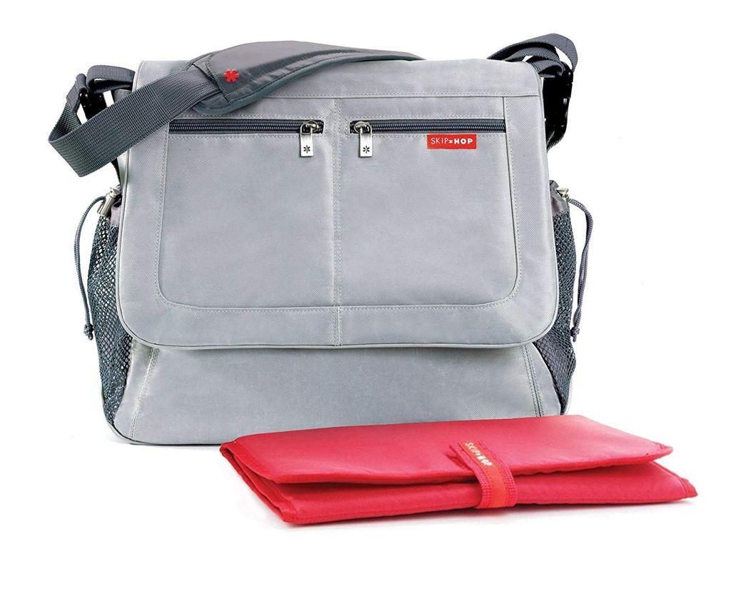 Skip Hop Skip Hop Via Messenger Bag