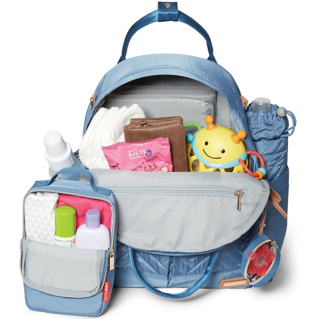 Skip Hop Suite by Skip 6pc. Diaper Bag Set
