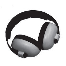 Banz Infant Earmuffs with Bluetooth