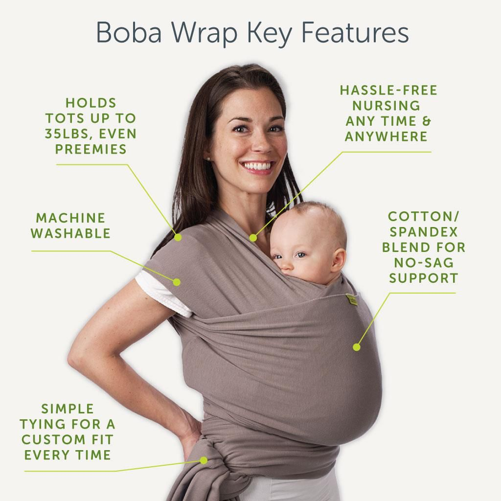 Boba Boba Classic Wrap