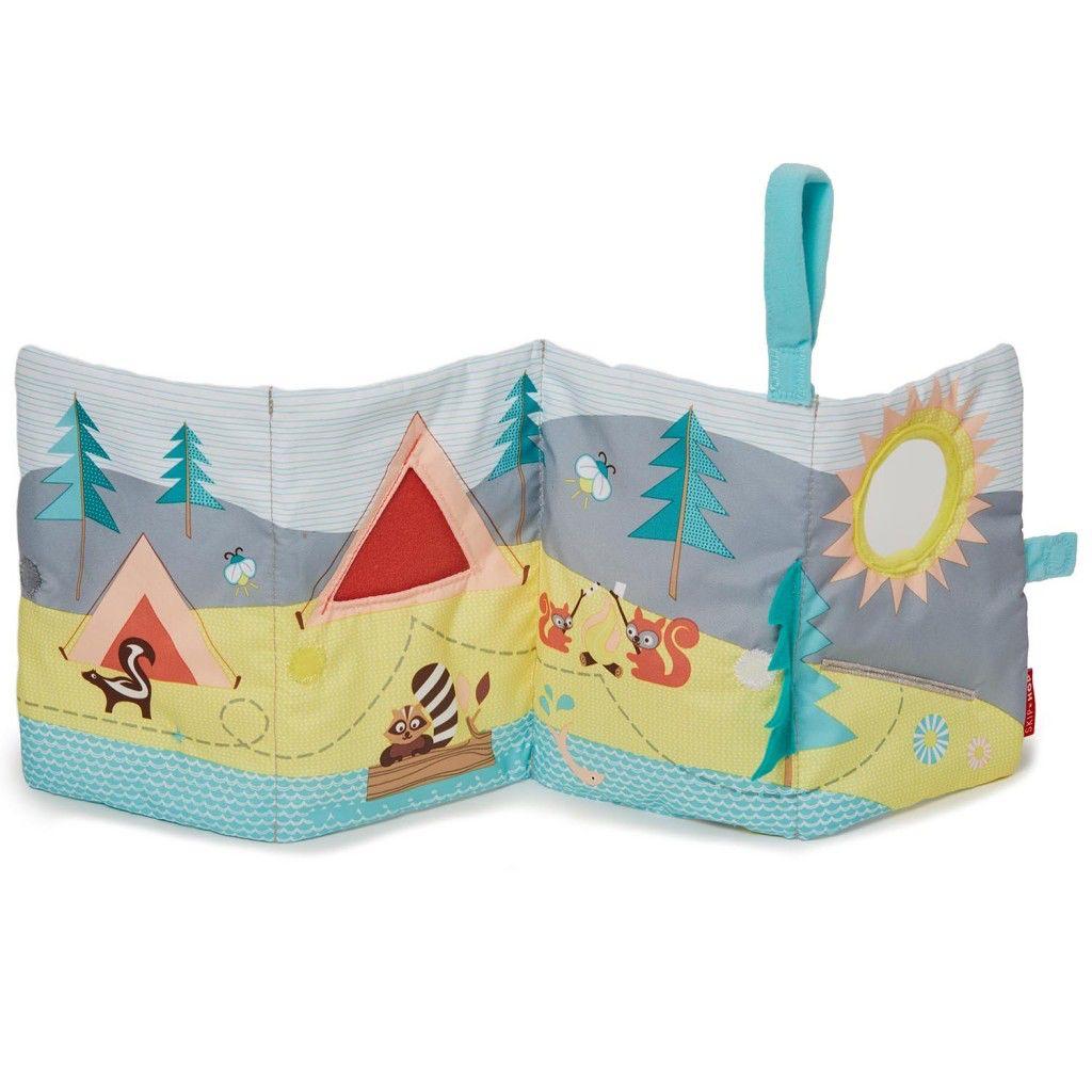 Skip Hop Skip Hop Camping Cubs Soft Activity Book