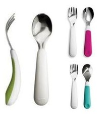OXO Tot Oxo Tot Fork and Spoon Set