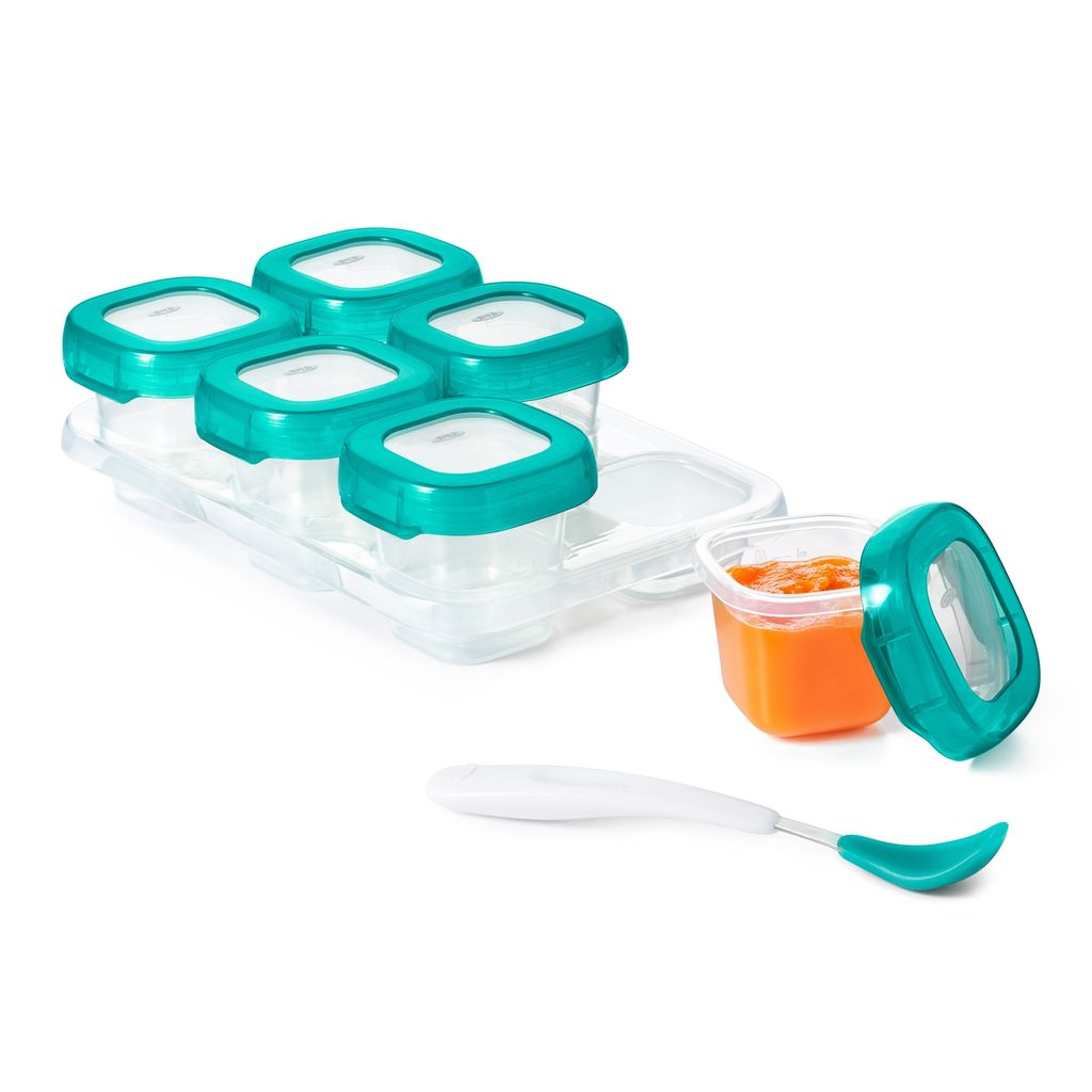 OXO Tot Oxo Baby Blocks 2oz - Teal
