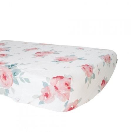 Bebe Au Lait Bebe Au Lait Luxury Muslin Crib Sheet