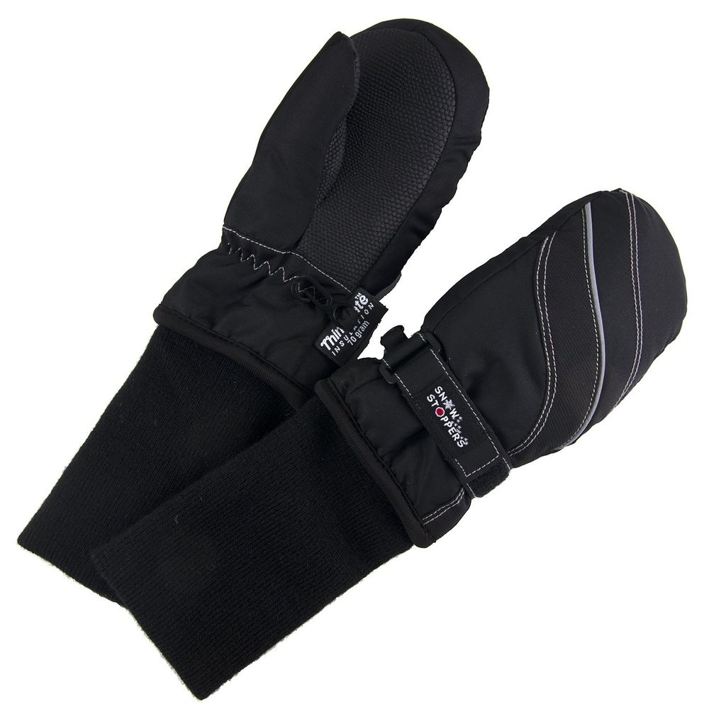 SnowStoppers Snow Stopper Winter Sports Mittens