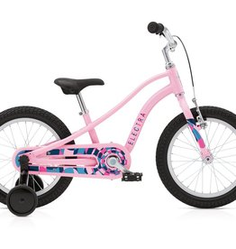 "Electra Sprocket 1 16"" Girls', Bubblegum Pink"