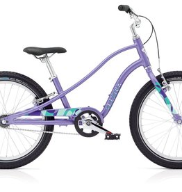 "Electra Sprocket 1 20"" Girls', La La Lavender"