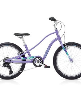 "Electra Sprocket 7D 20"" Girls', La La Lavendar"
