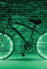 Brightz, Ltd. Wheel Brightz LED Lights Green (ONE WHEEL)
