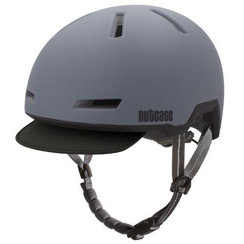 Nutcase Nutcase Tracer Shadow Grey Matte Helmet S/M