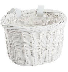 SunLite Sunlite Mini Willow Basket White